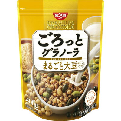 日清シスコ ごろっとグラノーラ まるごと大豆(400g)