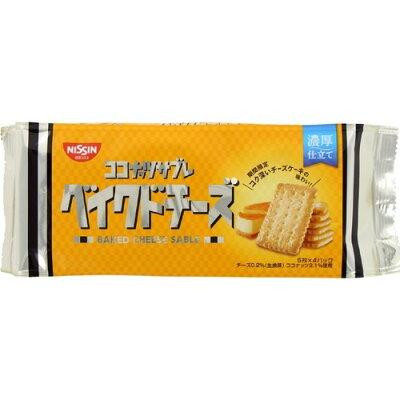 日清シスコ ココナッツサブレ ベイクドチーズ 濃厚仕立て(20枚入)