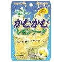 かむかむ かむかむ レモンソーダ 30g