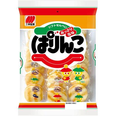 ぱりんこ あっさり塩味(36枚)