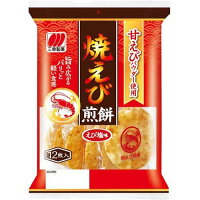 焼えび煎餅(12枚入)