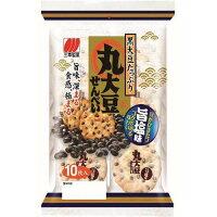 三幸製菓 丸大豆せんべい 旨塩味 10枚