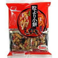 粒より小餅 6袋詰(90g)