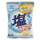 佐久間製菓塩チャージング+ミネラルキャンディ90g