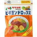 佐久間製菓 サクマ式ビタミンドロップス袋 135g