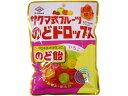 佐久間製菓 サクマ式フルーツのどドロップス 90g
