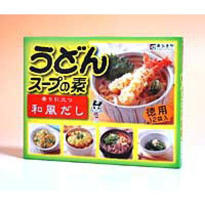 寿がきや うどんスープの素(12袋入)
