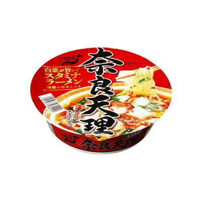 寿がきや 全国麺めぐり 奈良天理ラーメン 115g
