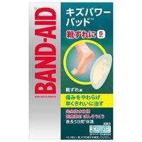 バンドエイド キズパワーパッド 靴ずれ用(6枚入)