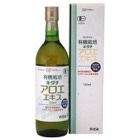 創健社 有機栽培キダチアロエエキス(720mL)