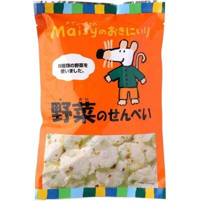 メイシーちゃんのおきにいり 野菜のせんべい(48g)