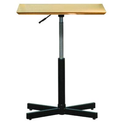 ルネセイコウ ブランチヘキサテーブル BRX-645T ナチュラル/ブラック