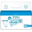 アクティ 紙パンツ用尿取りパッド 簡単Vパッド200cc(30枚入)