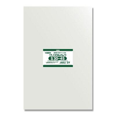 シモジマ/opp袋クリスタルパック    /s30-45