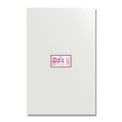 ヘイコー oppクリスタルパック フレームシールタイプ空気穴あり f45 70
