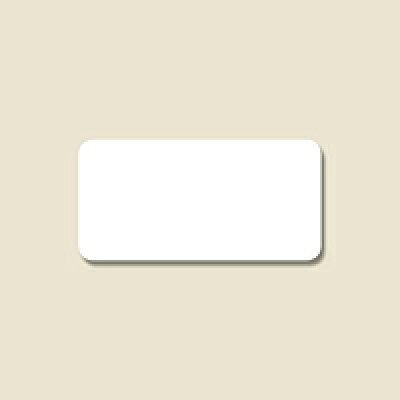 タックラベル シール HEIKO/シモジマ No.114 白 ラベルシール はがせるラベル
