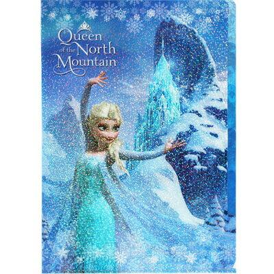 (サンスター文具)アナと雪の女王 クリアファイル5P A4サイズ エルサ S2157527