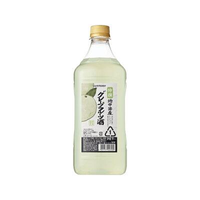 サントリー 果実酒房 フロリダ<グレープフルーツ酒>1.8L