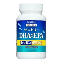 サントリーホールディングス DHA&EPA+セサミンEX 120粒