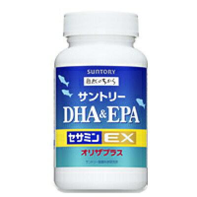サントリー DHA&EPA+セサミンE 240粒 瓶