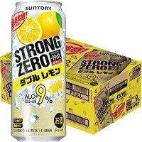 サントリー -196℃ストロングゼロ<ダブルレモン>500ML
