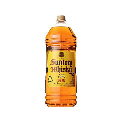 サントリー 角瓶 4Lペット