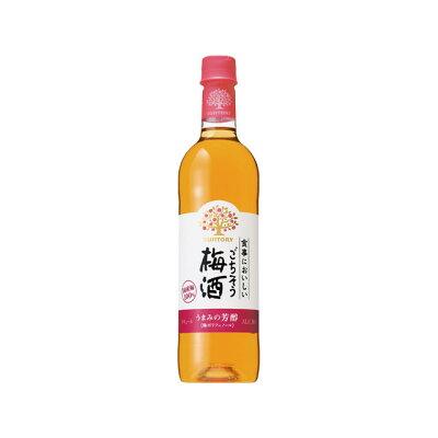 サントリー ごちそう梅酒<しっかり芳醇>720mlペット