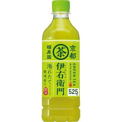 サントリー 緑茶伊右衛門 525mlペット(手売り用)