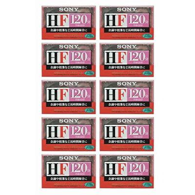 SONY  120分オーディオテープ 10C-120HFA