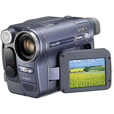 SONY ビデオカメラ CCD-TRV116