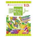 杉本屋製菓 野菜ゼリーミックス 21個