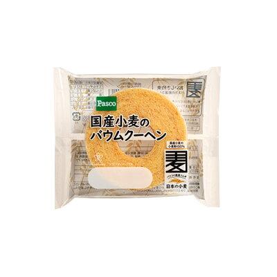 パスコ 国産小麦のバウムクーヘン 1P