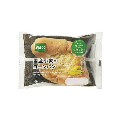 パスコ 国産小麦のコーンパン 1個