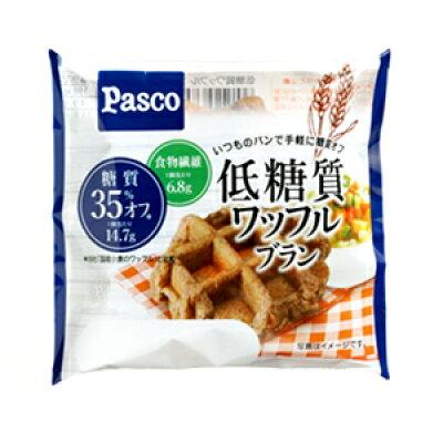 パスコ 低糖質ワッフル ブラン