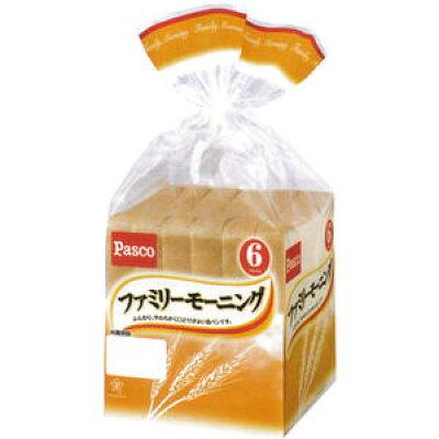 敷島製パン ファミリーモーニング 6枚