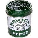 スモカ 歯磨 緑缶155g