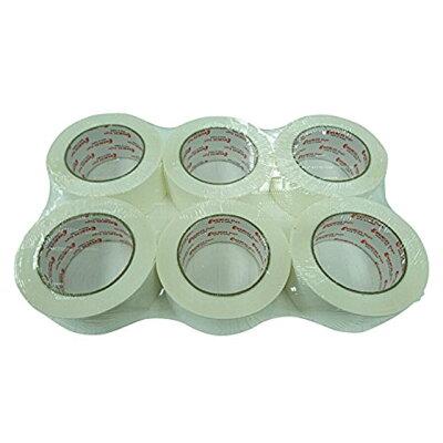 積水化学工業 エバーセルOPPテープ 820Cカラー 48mm×100M 白 6巻入