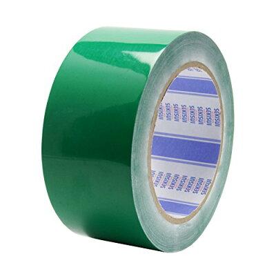 セキスイ オリエンテープ #830 カラー 50mm×50m 緑 50巻入 P60M03