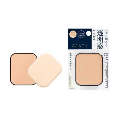 資生堂 インテグレート グレイシィ ホワイトパクトEX オークル10 (レフィル)(11g)