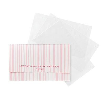 SHISEIDO(資生堂) 汗もスッキリあぶらとりフィルム 70枚入