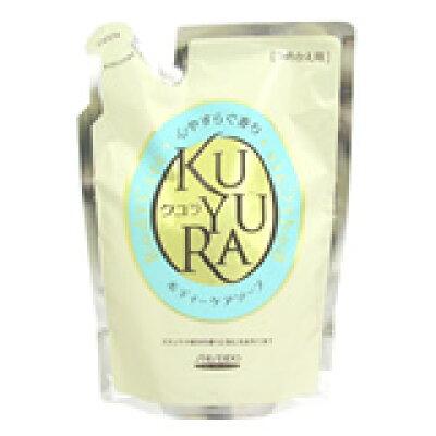 KUYURA(クユラ) ボディーケアソープ心やすらぐ香り(つめかえ用)400ml