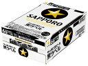 サッポロビール サッポロ黒ラベル缶350 6P×4