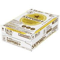サッポロビール サッポロSAPPORO+ 缶350