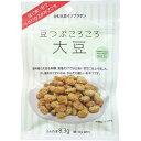 かむ大豆イソフラボン 豆つぶころころ 大豆 35g×10個