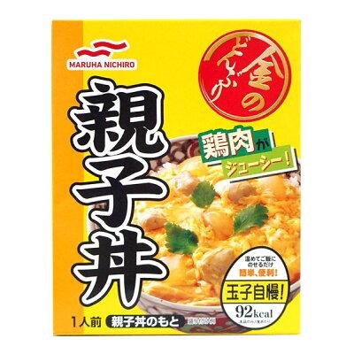 マルハニチロ 15金の親子丼180gCP