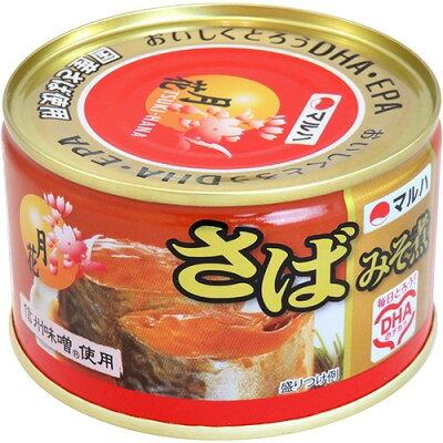 マルハ さばみそ煮 月花(200g)