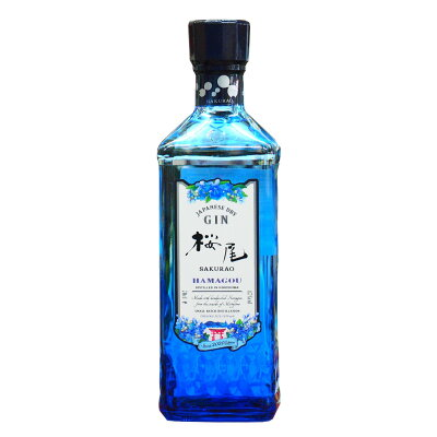 中国醸造 SAKURAO GIN HAMAGOU 2020 700ml