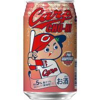 中国醸造 カープチューハイ ピンクグレープフルーツ C 350ml