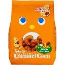キャラメルコーン よくばり3種の香ばしナッツ味(77g)