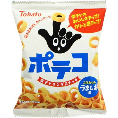 東ハト ポテコ うましお味(28g)